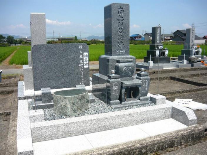 N家様 墓石新規建立