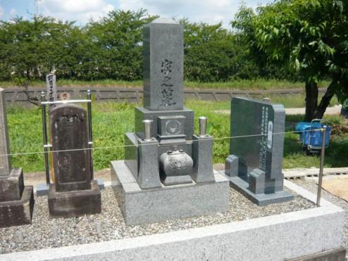 T家様 墓誌建立
