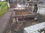 M家様 墓石移転、修理