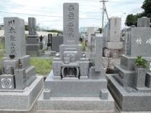 Y家様 墓石建て替え