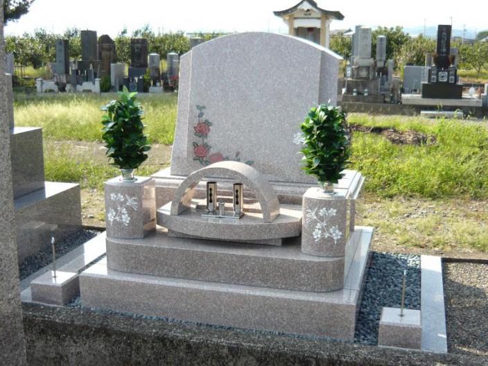M家様 墓石新規建立