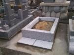 T家様 墓石新規建立