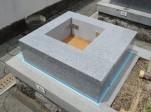 K家様 墓石新規建立